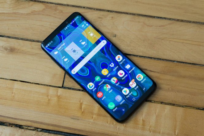 Download Firmware Samsung Galaxy S9 Plus