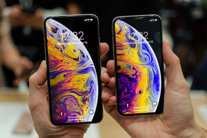 Download sfondi iPhone XS, iPhone XS Max, iPhone XR