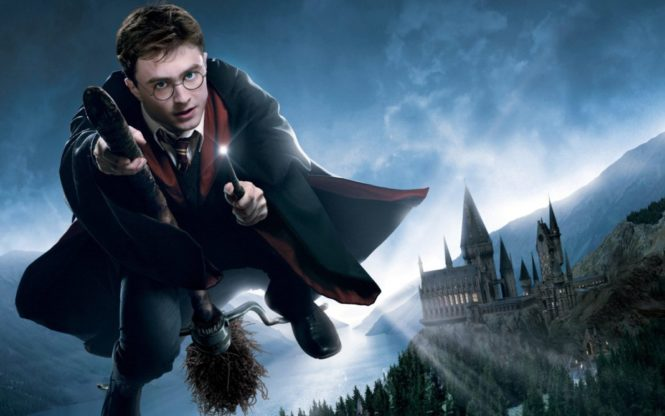 Harry Potter, un gioco misterioso è stato rivelato in video