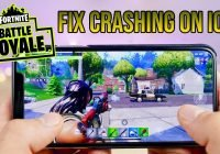 Fortnite continua a bloccarsi su iPhone