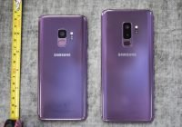 Galaxy S9 e Galaxy S9 Plus si spengono in modo casuale